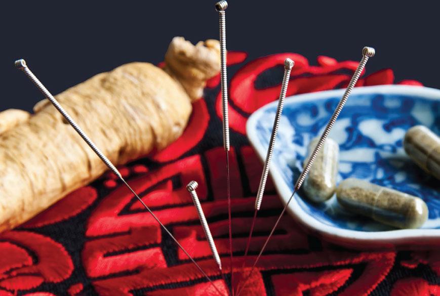 Acupuntura e Medicina Chinesa